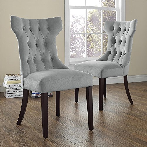 10 Stylish Hourglass Dining Chairs