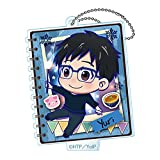 Yuri! on ICE binding Colle acrylic key chain Vol.1 BOX product 1 = 10 pieces set, all 10 types