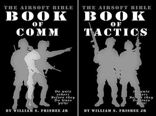 The Airsoft Bible (2 Book Series)