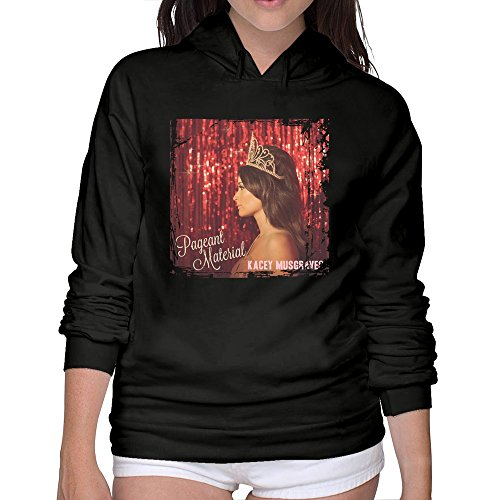 B&LAN Women's Pageant Material — Kacey Musgraves Sweatshirt - Nashville Eyewear