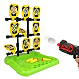 Jellydog Toy Target Shooting Game, Number Series Assembled Target, Shooting Toys for Water Bomb Gun & Soft Bullet Gun, Shooting Game for Children (Number Series)