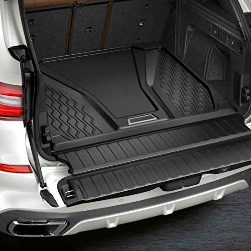 BMW 51472458567 Fitted Luggage Compartment Mat for G05 X5 (Vehicles without 3rd Row Seat & Luggage Package) ()