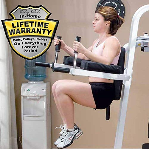Body-Solid Knee Raise Dip Station for Body-Solid EXM Series Gyms (VKR30) by Body-Solid (Image #3)