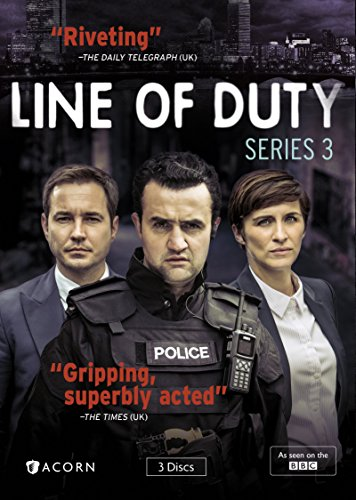 DVD : Line Of Duty: Series 3 (3 Disc)