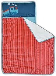 JJ Cole Bolsa para Dormir Nap Mat de Tren, rojo