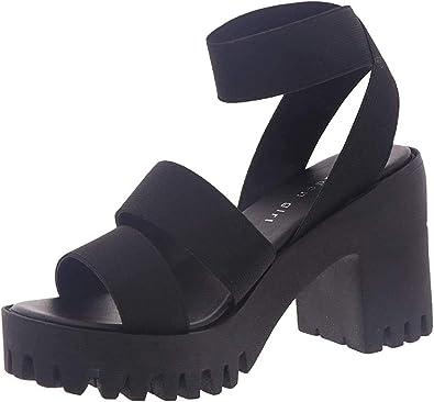 Madden Girl Women's Sohoo Heeled Sandal