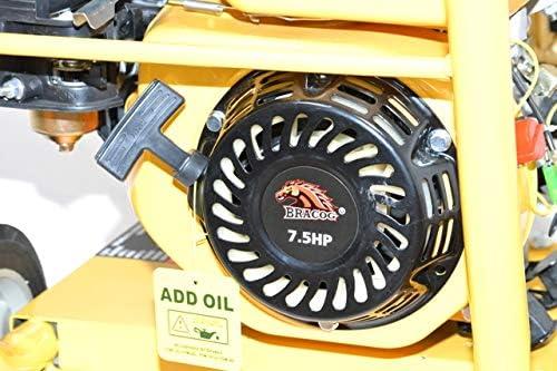 BRACOG- HIDROLIMPIADORA DE Gasolina 207 Bares HJH200: Amazon.es ...