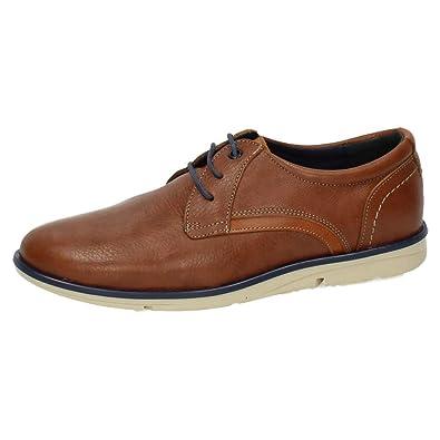 MADE IN SPAIN 36106 Zapatillas Casual Hombre Zapatos CORDÓN Cuero 40: Amazon.es: Zapatos y complementos