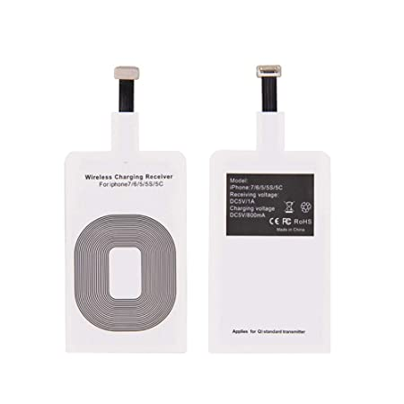 Equickment - Cargador inalámbrico Universal Qi para iPhone, Tipo C ...
