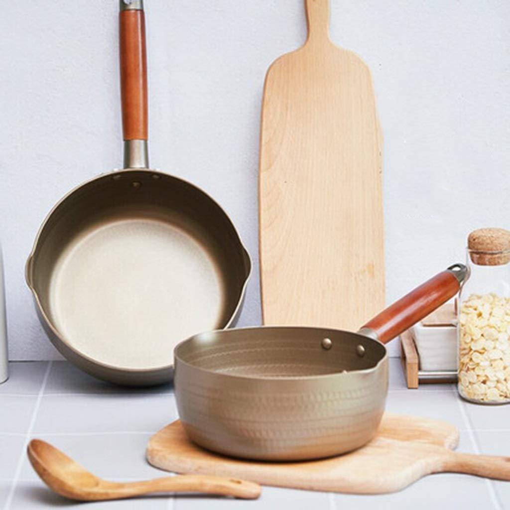 Cocina artesanal Cacerola De Leche Caliente Japonesa, Parte ...