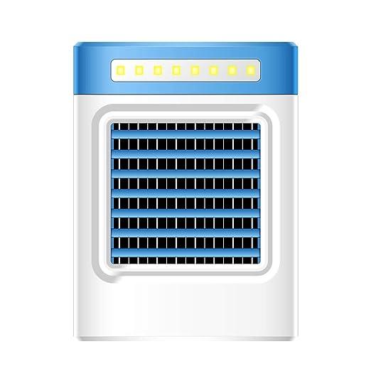 ESAILQ-Home Nueva Carga S9 Mini Ventilador de Aire ...