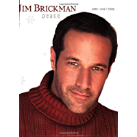 Jim Brickman: Peace: For Intermediate to Late Intermediate Piano book cover