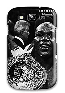 Discount AnnaSanders Perfect Tpu Case For Galaxy S3/ Anti-scratch Protector Case (mayweather)