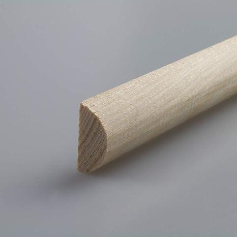 Halbrundstab Holz 50 Mm Zuhause