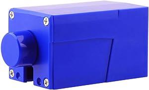 WORKER Mod 6-Darts Magazine Clip Hurricane Blaster Modify Toy (Blue)