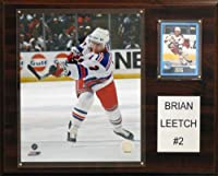NHL New York Rangers Brian Leetch Player Plaque
