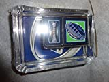 Seattle Seahawks Oil Lighter and Ashtray Gift Set