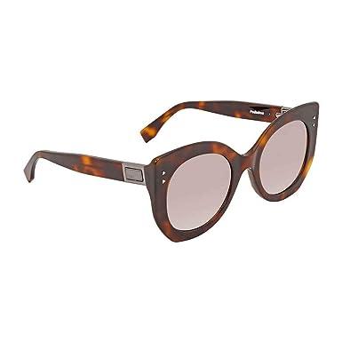 10db62325d Fendi Damen Sonnenbrille FF 0265 S NQ 086