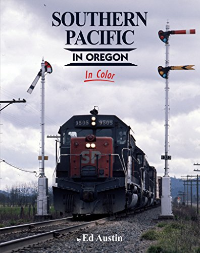 Fairbanks Morse Diesel (Southern Pacific Oregon In Color)