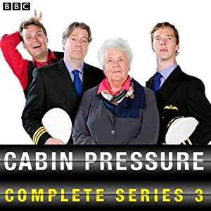 Cabin Pressure: The Complete Series 3 Radio/TV