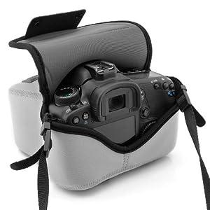 USA Gear Canon DSLR Camera Case