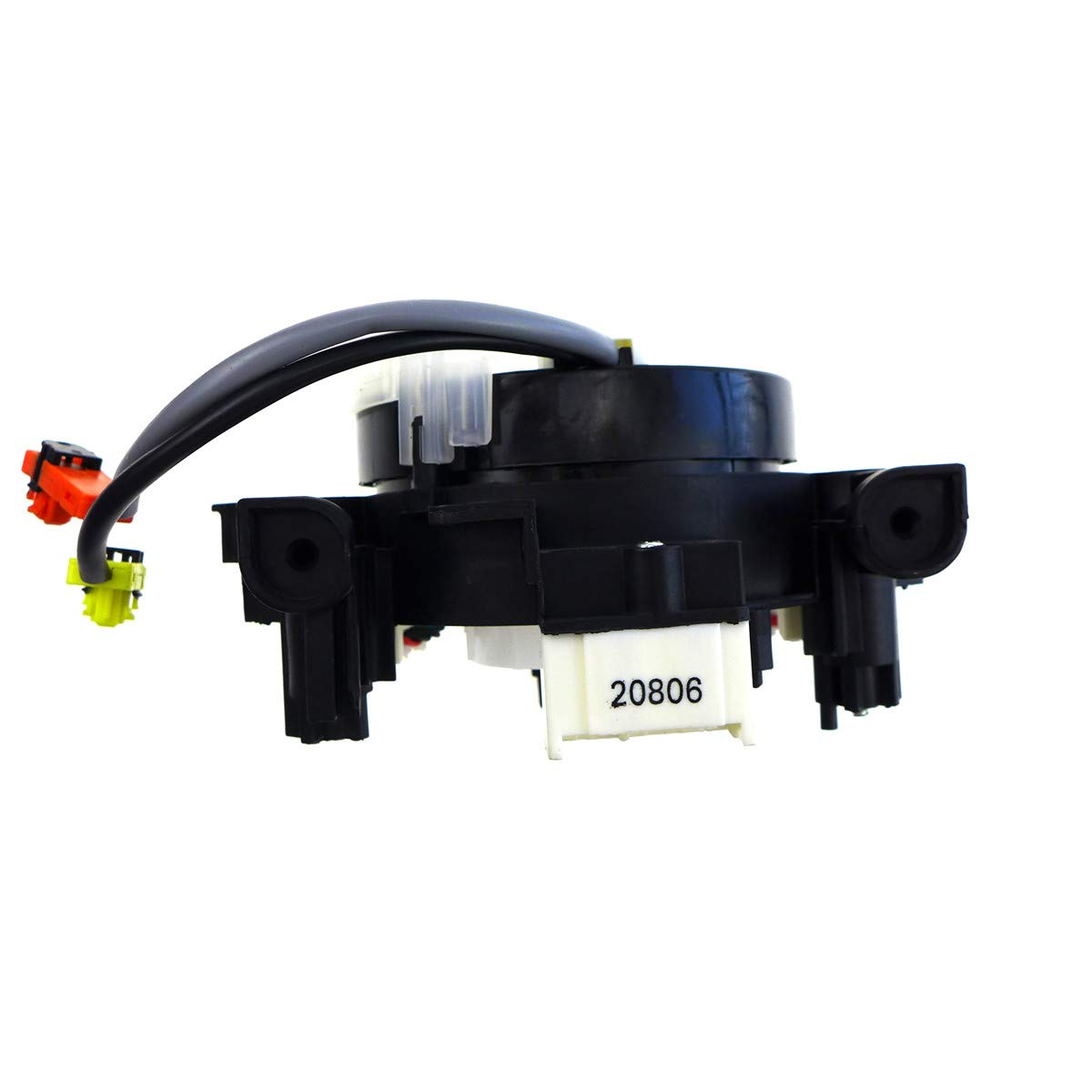 Clock Spring for 2007-2012 Nissan Sentra Steering Wheel Air Bag Spiral Cable Clock Spring with Cruise and Functions