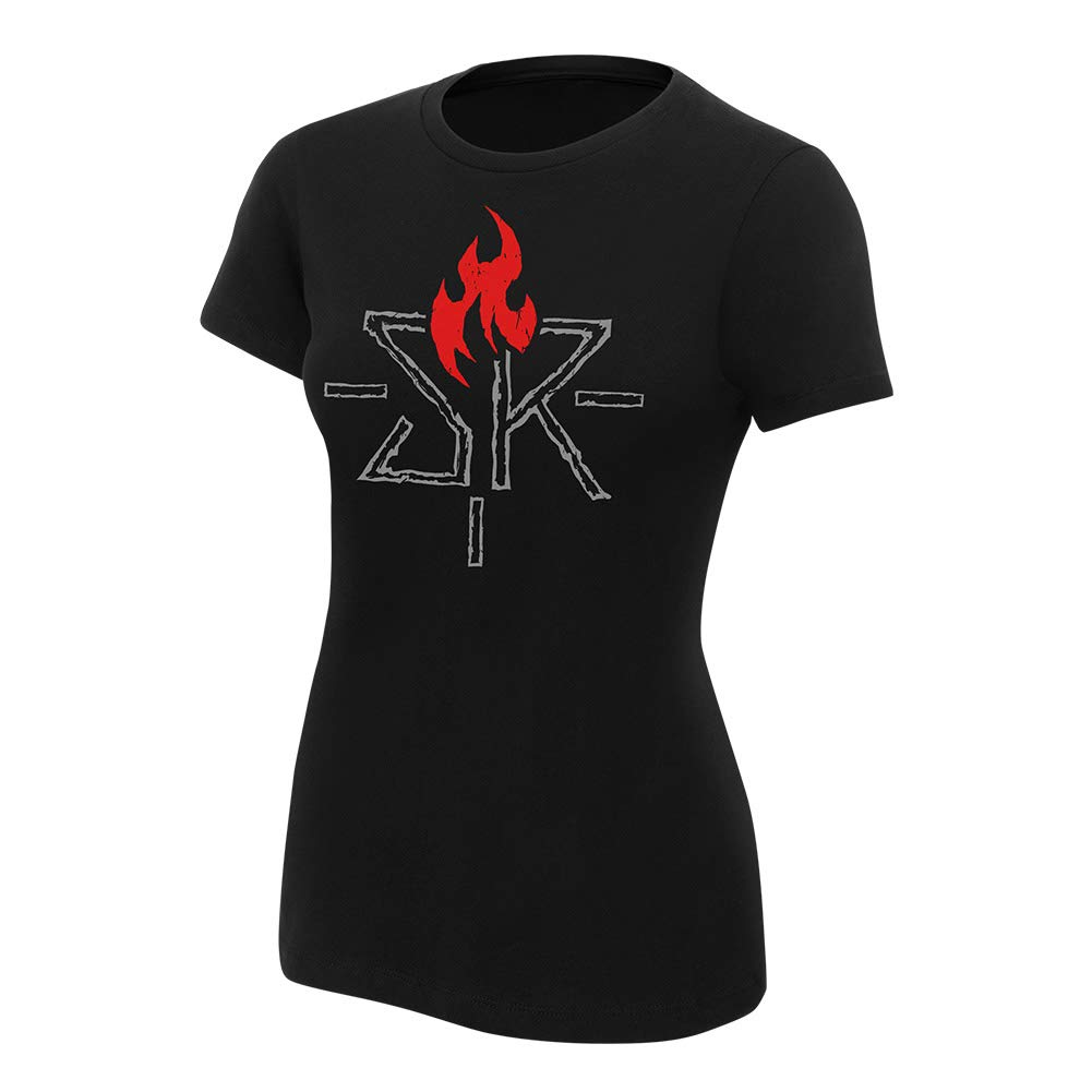 WWE Seth Rollins Ignite The Will Womens Authentic T-Shirt