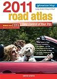 AMC USA Road Atlas 2011, AMERICAN MAP COMPANY, 0841629099