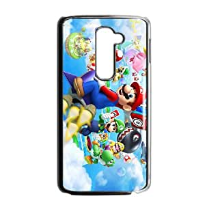 LG G2 Cell Phone Case Black_Mario Party 10_012 TR2355202