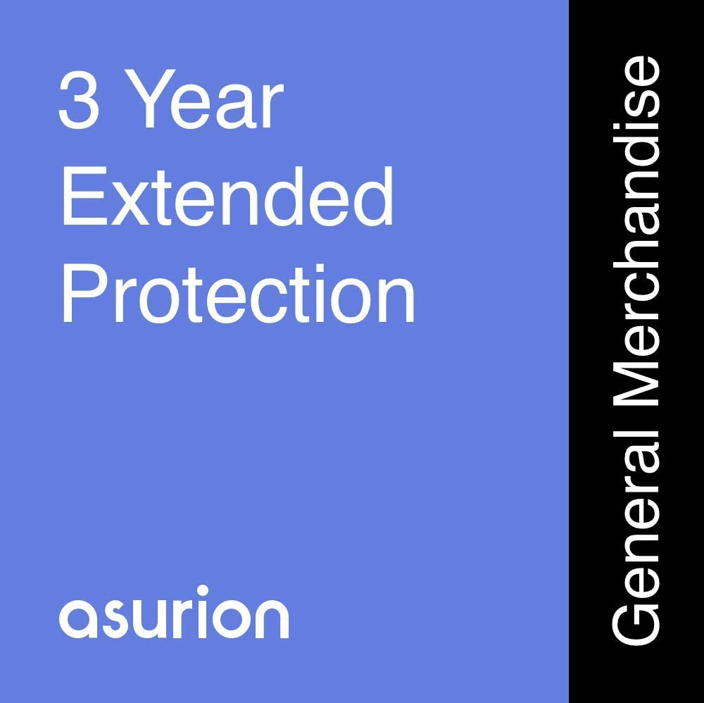 ASURION 3 Year Lawn and Garden Extended Protection Plan $250-299.99