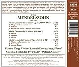 Mendelssohn: Violin Concerto in E minor