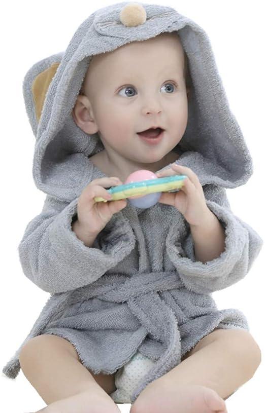 Albornoz de baño niños niñas chicos toalla de baño bebé toalla de ...