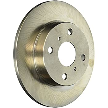 Centric Parts 121.65052 C-Tek Standard Brake Rotor