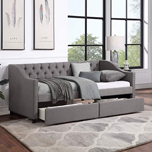 FLIEKS Upholstered Daybed