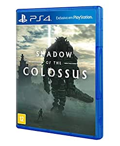 Shadow of the Colossus - Padrão - PlayStation 4