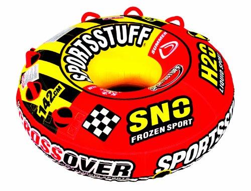 SPORTSSTUFF SUPER CROSSOVER Towable & Snow Tube
