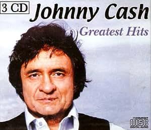 johnny cash johnny cash greatest hits 3 cd set music. Black Bedroom Furniture Sets. Home Design Ideas