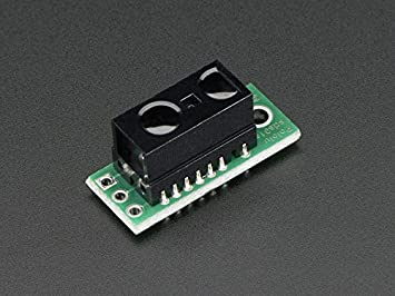 Laser Entfernungsmesser Sensor : Adafruit sharp gp y d z f digital distance sensor amazon