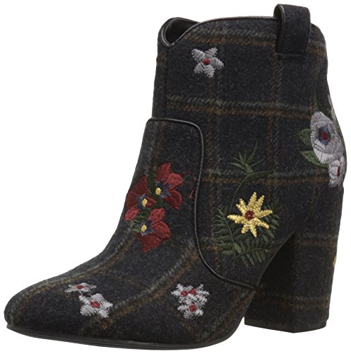 Indigo Rd. Womens Juke Fashion Boot Black / Multi