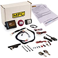 Complete 2 Way Remote Starter Kit for Honda Accord [2013-2017] Prewired for Easy Install. Includes Flashlink Updater