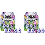 Hatchimals - CollEGGtibles - 4-Pack + Bonus (Styles & Colors May Vary) - Bundle of Two