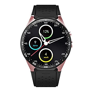 LENCISE Latest Android 5.1 Smart Watch Phone MTK6580 CPU ...