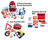 Guardian Survival 2 Person Guardian Preparedness Package
