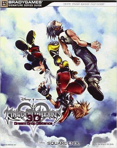 Descargar Torrent+ Kingdom Hearts 3d Dream Drop Distance Signature Series Guide Epub Libre