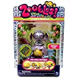 Zoobles Special Edition Single Pack Mouse + Happitat