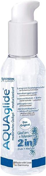 Aquaglide Lubricante - 125 ml