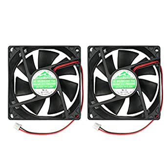 Cytom for FUHE Motors DC802512SH 12V 8025 8CM Silent Cooling Fan
