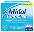 Midol Complete Caplets, 40 Count from Bayer HealthCare LLC