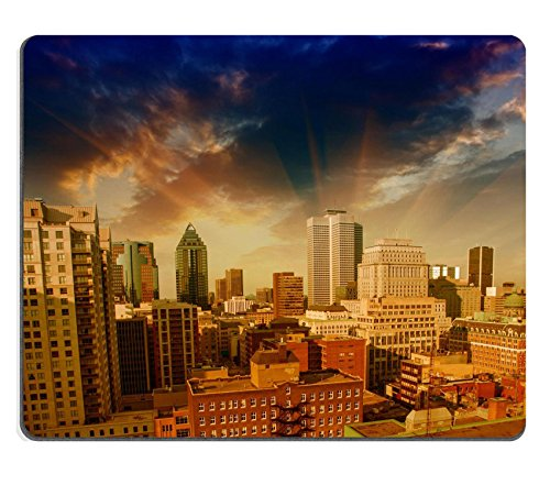 luxlady-gaming-mousepad-image-id-23265251-dramatic-sky-above-montreal-buildings-canada-aerial-view