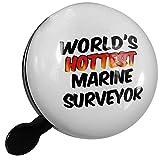 Small Bike Bell Worlds hottest Marine Surveyor - NEONBLOND
